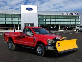 2019-Ford-F350-REGULAR-CAB-XL-4X4-WITH-8-FOOT-FISHER-PLOW